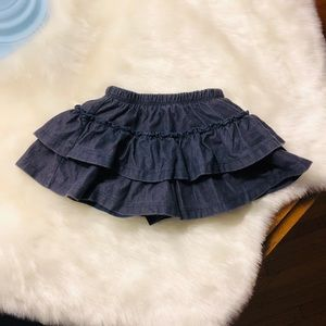 Other - SOLD Toddler Jean Skirt